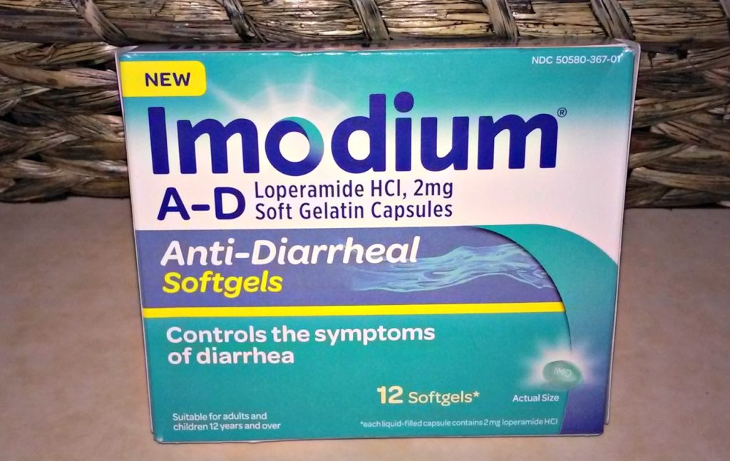 Imodium A-D Softgels for Digestive Health Relief