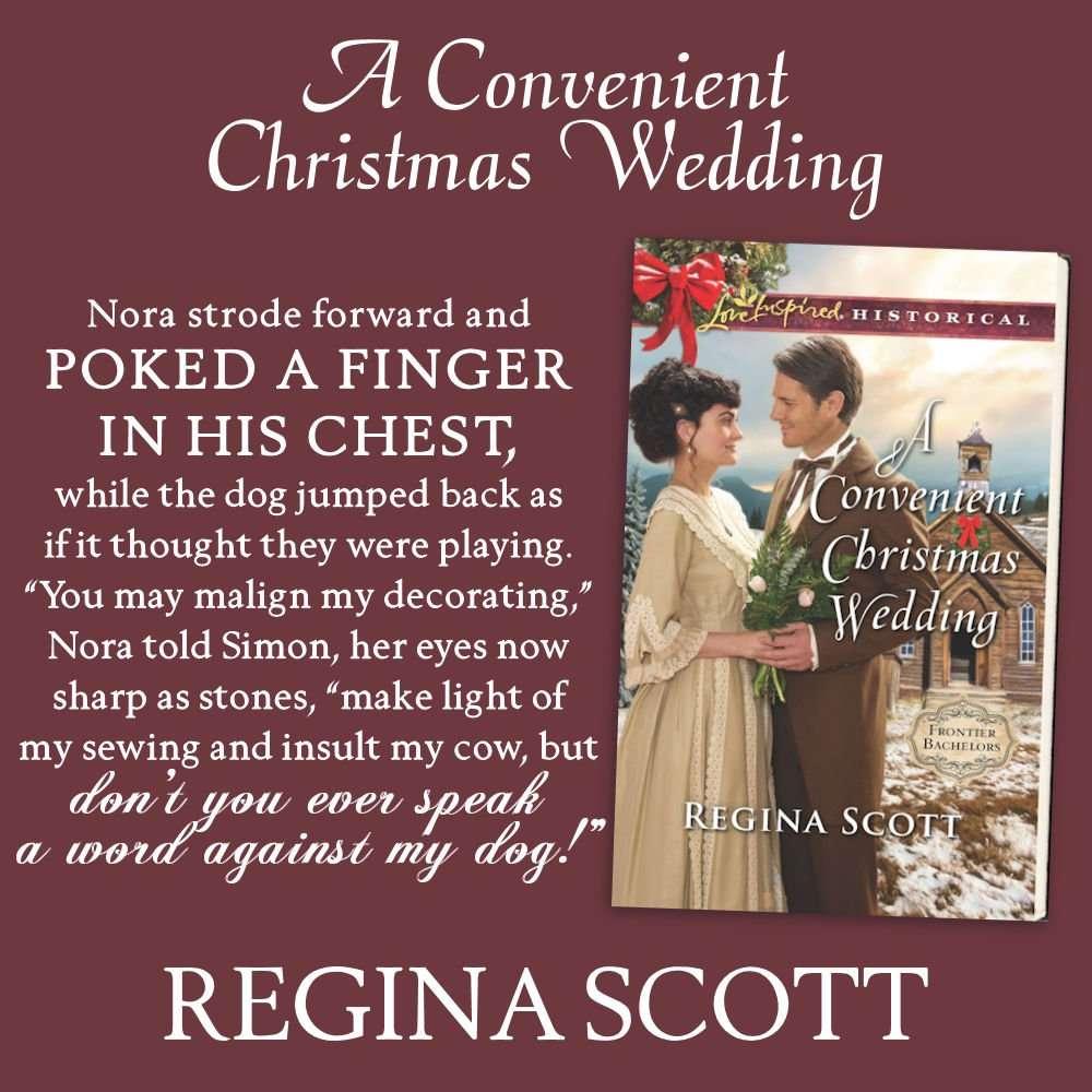 A Convenient Christmas Wedding Book Review