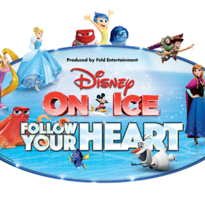 Disney on Ice Live at The Q 1/6-1/15