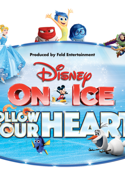 Disney on Ice Live at The Q