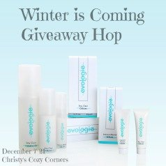 Evologie Healthy Skin Collection Giveaway Winter is Coming Giveaway Hop 12/7-21