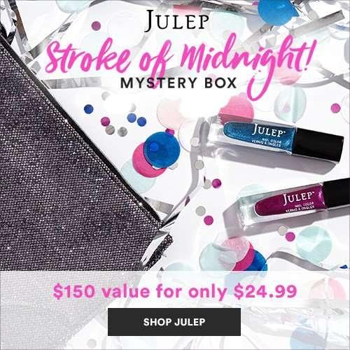 Julep Savings! $150 for $24.99