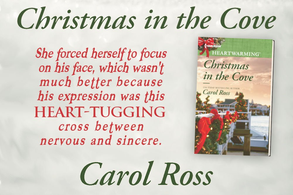 Christmas in the Cove Book Review and $50 Giveaway 12/24