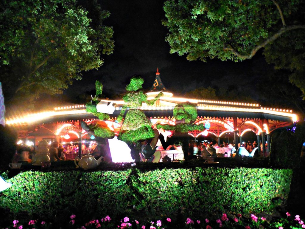 The Magic Kingdom and Epcot in One Day