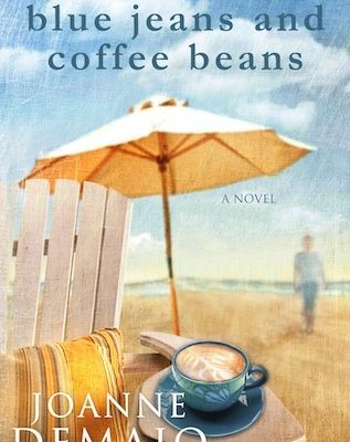 Blue Jeans and Coffee Beans Book Cover Joanne DeMaio