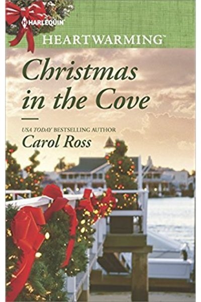 Christmas in the Cove Book Review | Clean Romance by Carol Ross