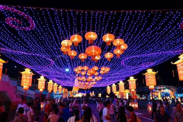 River Hongbao Celebration