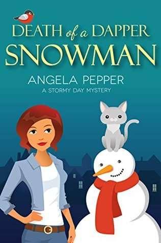 Death of a Dapper Snowman Cozy Mystery