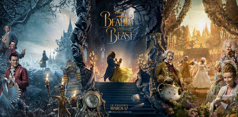 The Final Beauty and the Beast Trailer is Here
