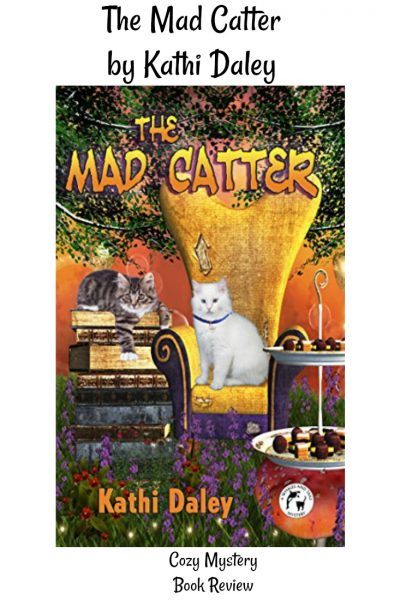 The Mad Catter by Kathi Daley Book Review
