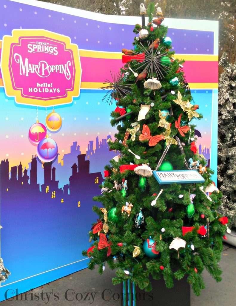 Mary Poppins Christmas Tree