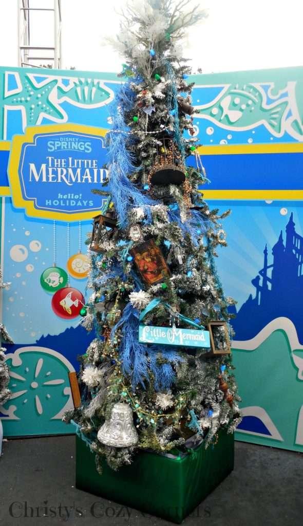 The Little Mermaid Christmas Tree