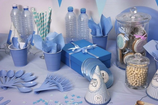 Make Your Baby's Birthday Party the Talk of the Town