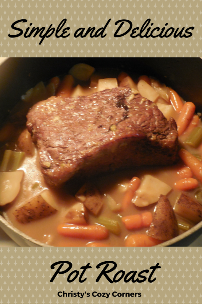 Simple and Delicious Pot Roast