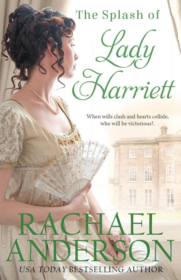The Splash of Lady Harriet