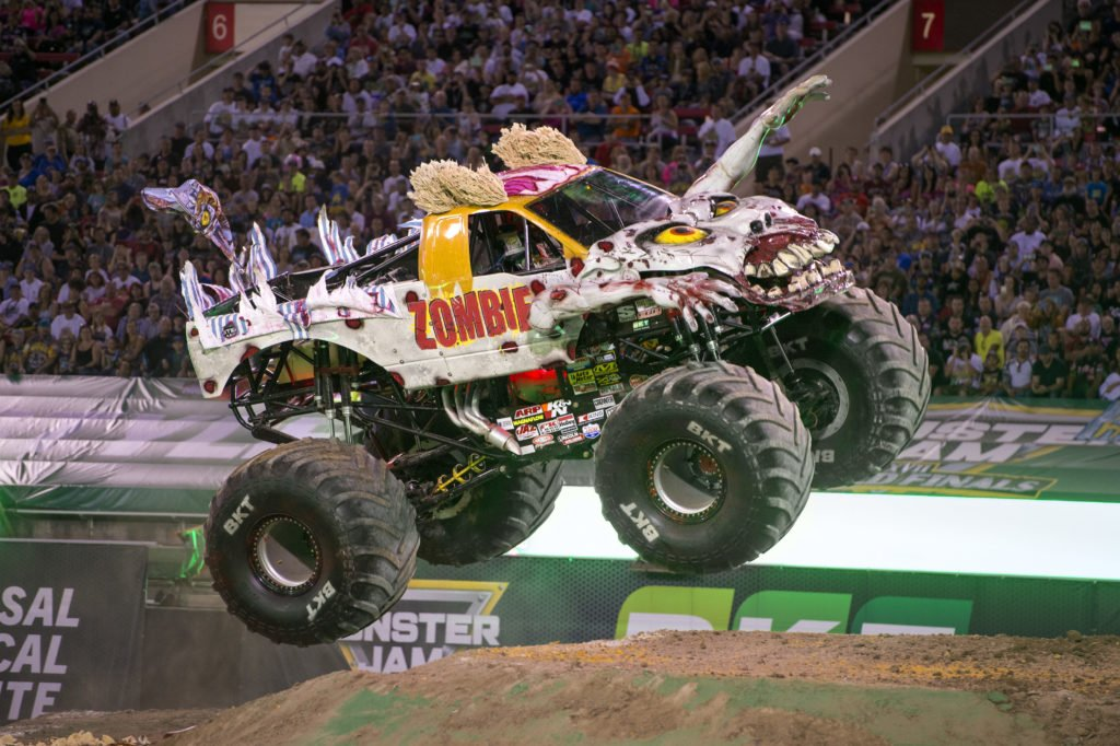 Monster Jam Triple Threat is Three Times the Excitement