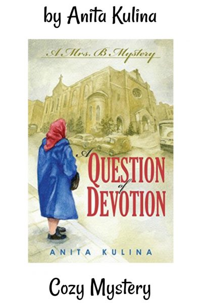 A Question of Devotion by Anita Kulina | Cozy Mystery Book Review