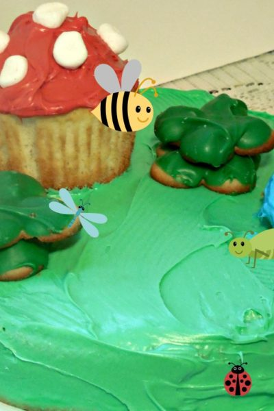 Smurfs: The Lost Village Cupcakes