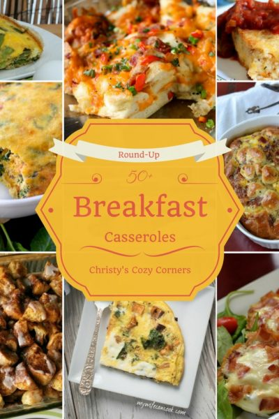 50+ Breakfast Casseroles to Treat Mom this Mother's Day