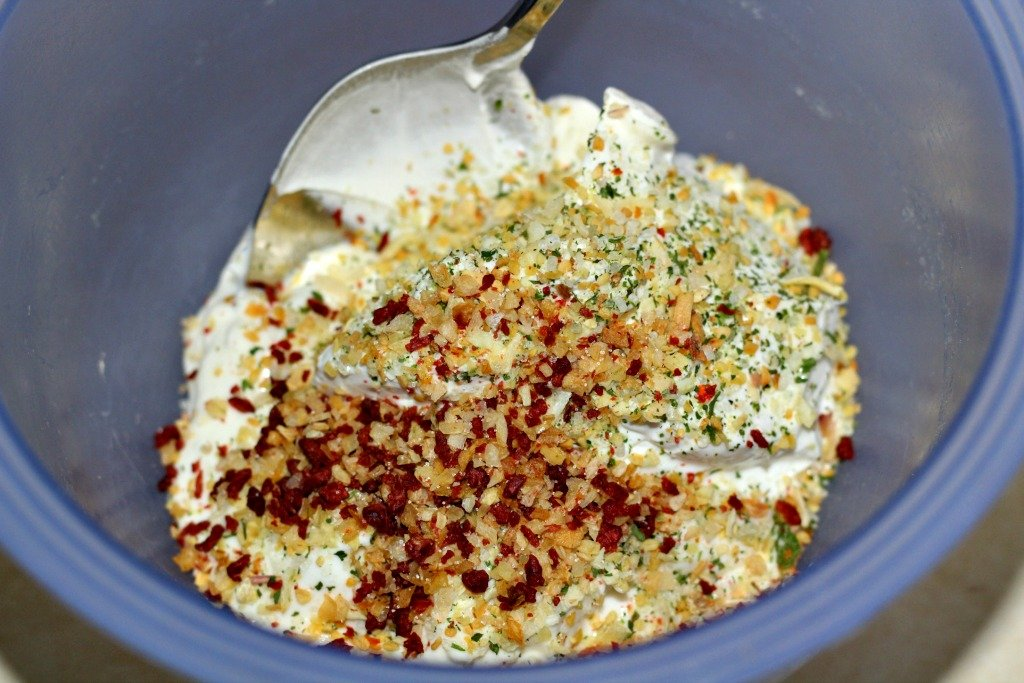 Cheesy Bacon and Onion Dip with Jarlsberg