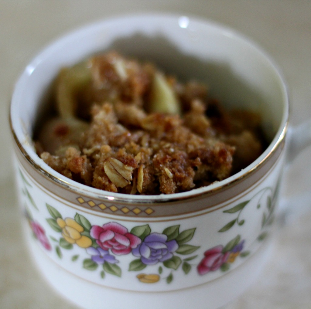 Delicious Apple Crisp Recipe Great for a Crowd