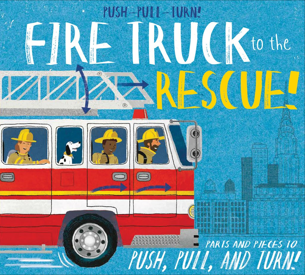 Four Fun Transportation Books for Toddlers