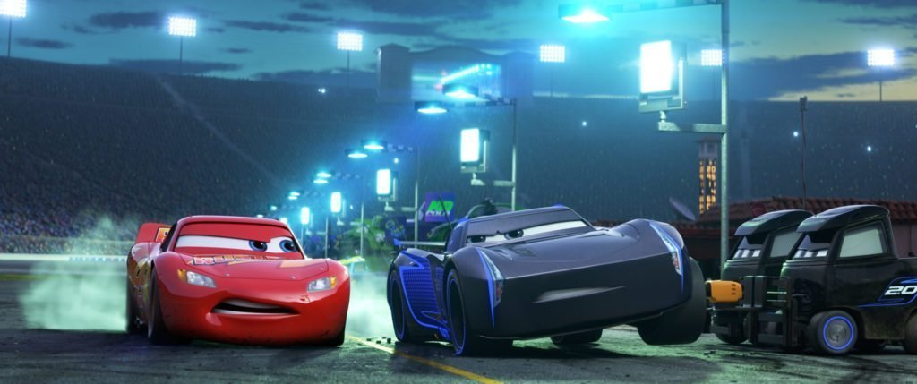 FREE Cars 3 Printable Game and Build Your Own Race Track