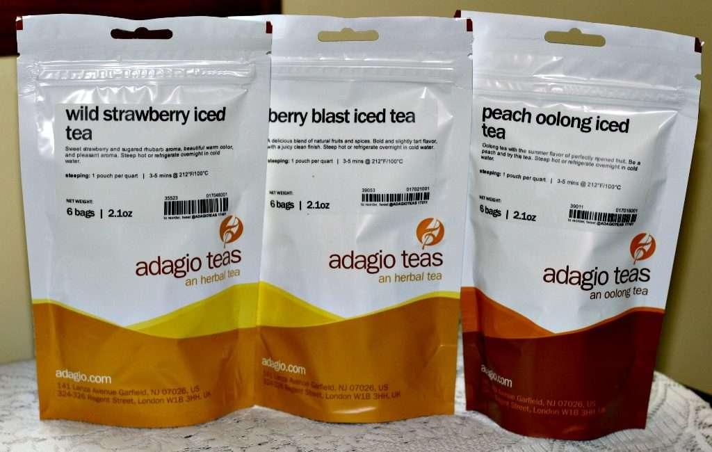 Adagio Teas: Fandom Teas and Fairy Tale Tea Parties