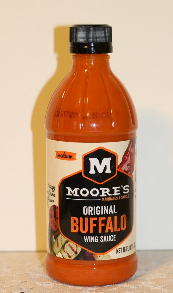 Moore's Buffalo Wing Sauce
