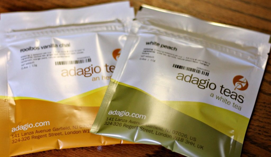 Adagio Teas: Perfect for Fairy Tale Tea Parties and Everyday