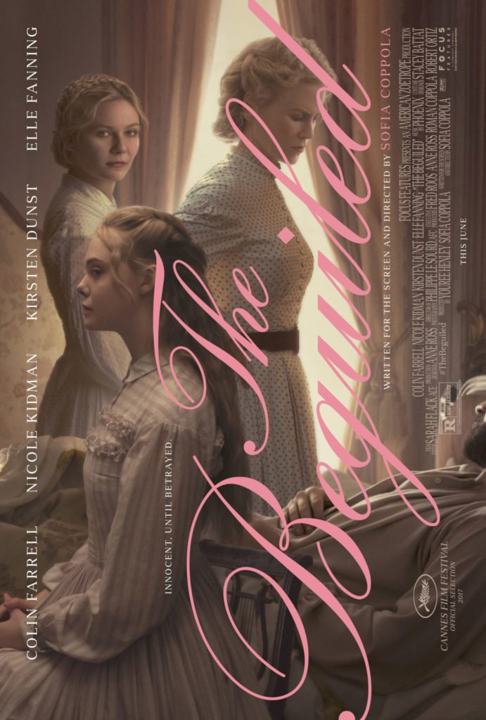 The Beguiled Girls Gone Wild in the 1860s Clip