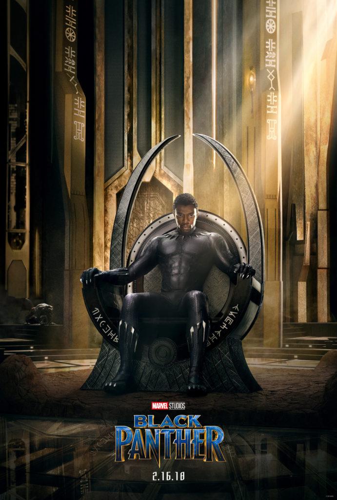Marvel Studio's Black Panther Teaser Trailer