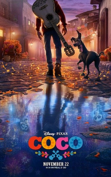 disney pixar coco movie guitar dante