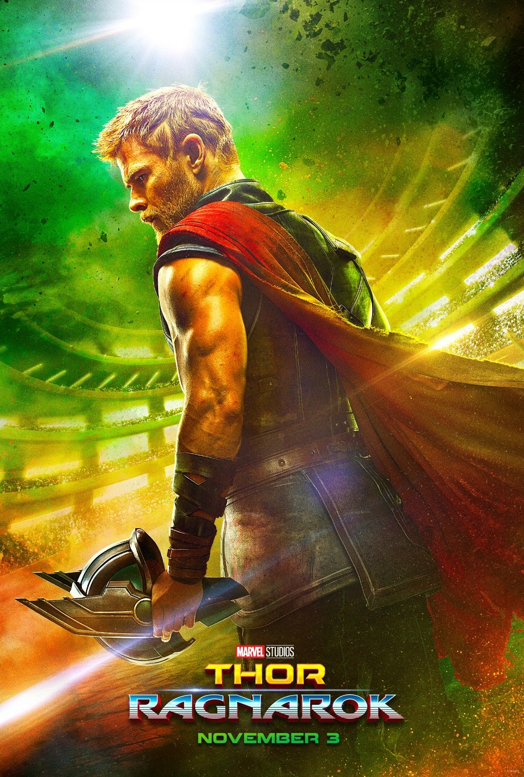 Marvel Studios' Thor: Ragnarok Teaser Trailer