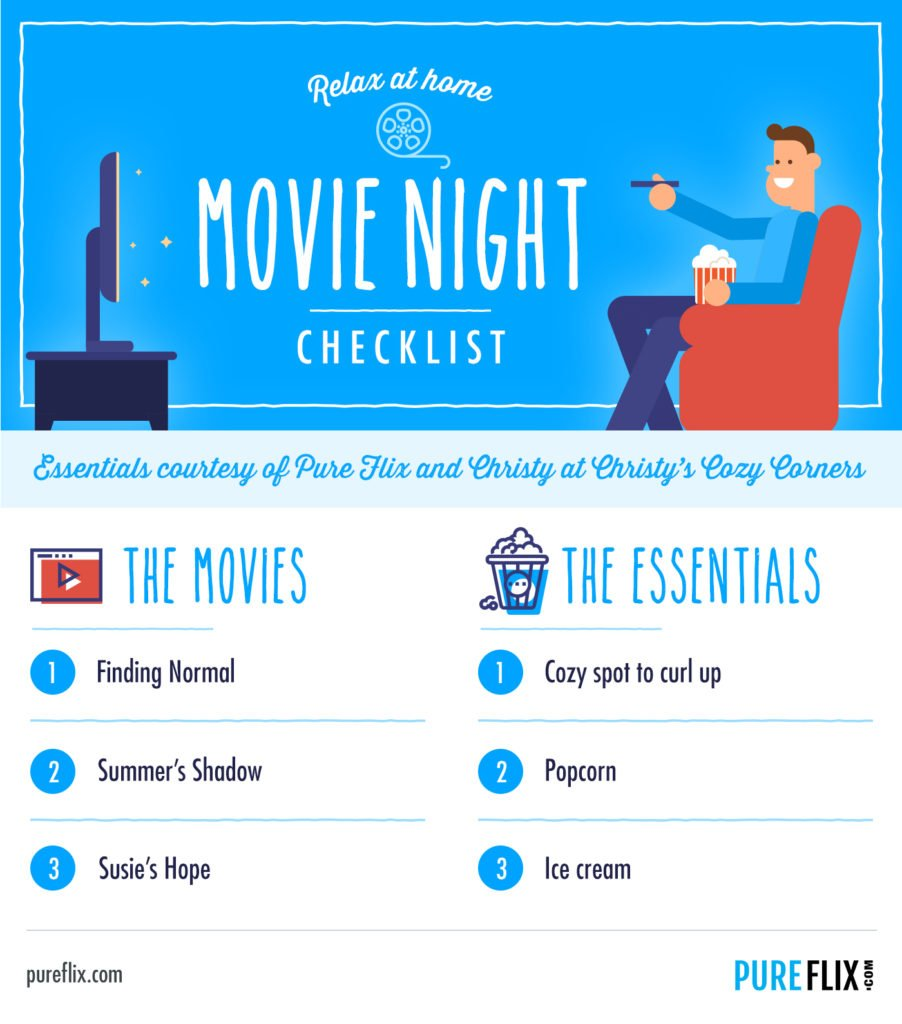 Pure Flix Can Help Beat Summer Boredom with Family Movie Night
