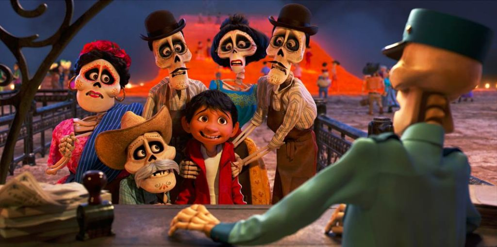 COCO from Disney Pixar Has a New Trailer