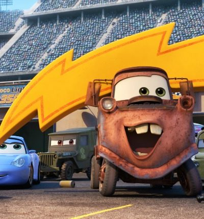 Disney Pixar's CARS 3 is now Playing in Theatres