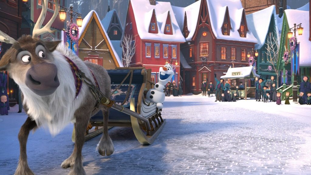 Watch the Official Trailer for Olaf's Frozen Adventure