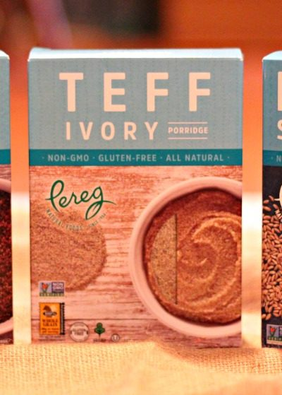 Superfoods at New York's Summer Fancy Food Show with Pereg