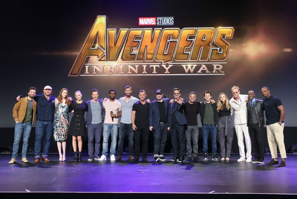 See What Disney, Marvel Studios and Lucasfilm Shared at the D23 Expo 2017