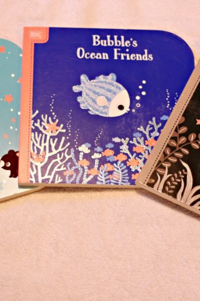 Cute Board Books for Toddlers and a Crocheted Whale Rattle