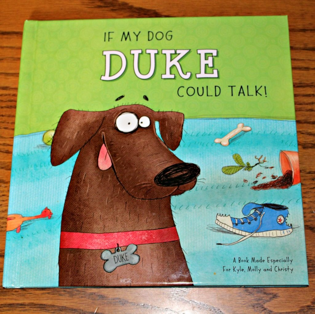 If My Dog Could Talk: New I See Me Book