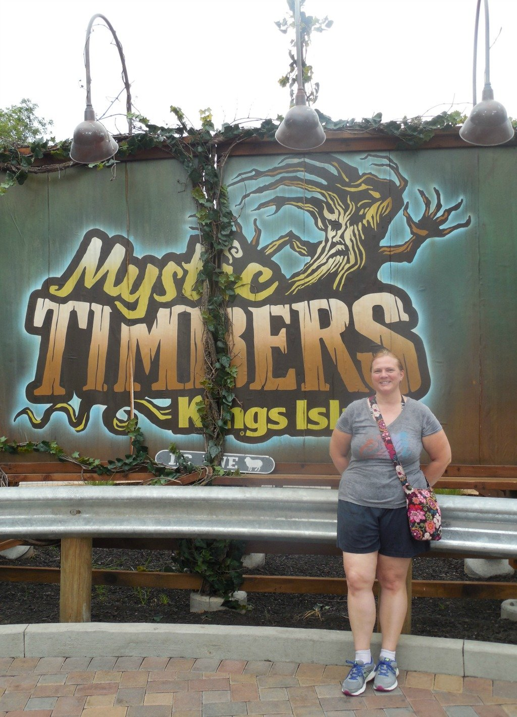 Visit Kings Island to Ride Mystic Timbers
