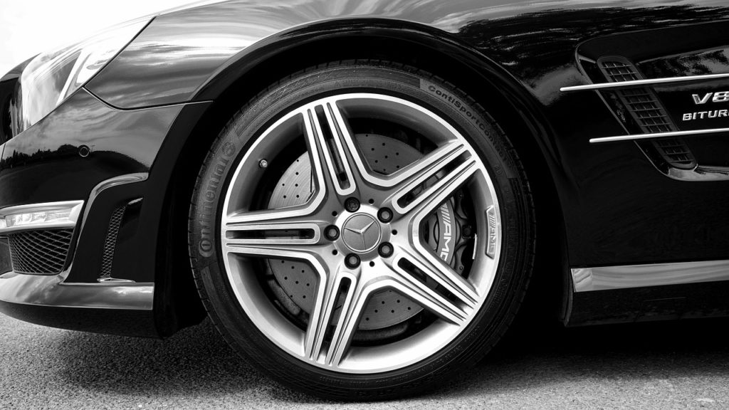 Choosing a Company That Repairs Alloy Wheels