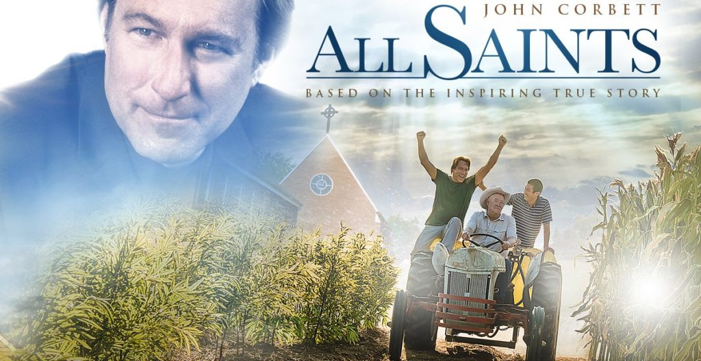 All Saints Movie 2 Tickets Giveaway and $5 PayPal Cash US 8/18