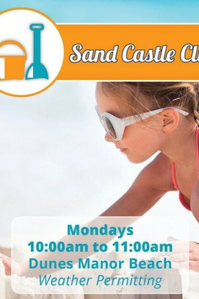Dunes Manor Hotel & Suites in Ocean City Family Activities this August