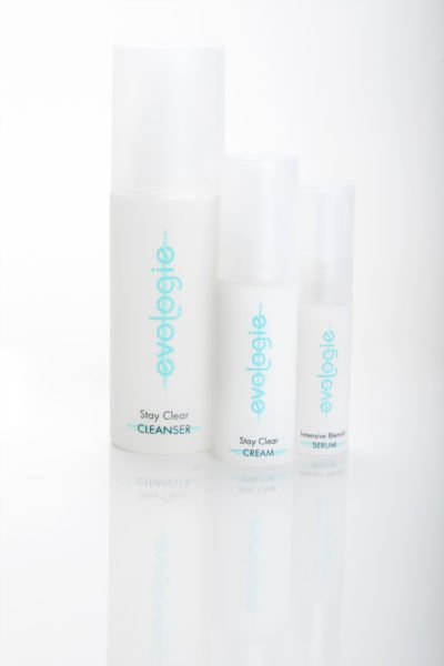 Get Clearer Skin for School with evologie Products