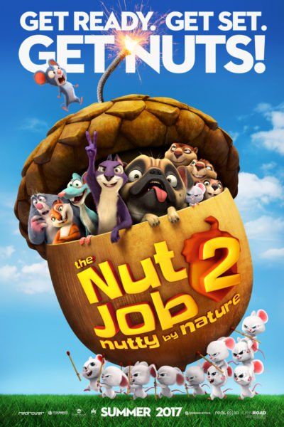 The Nut Job 2: Nutty By Nature New Clips