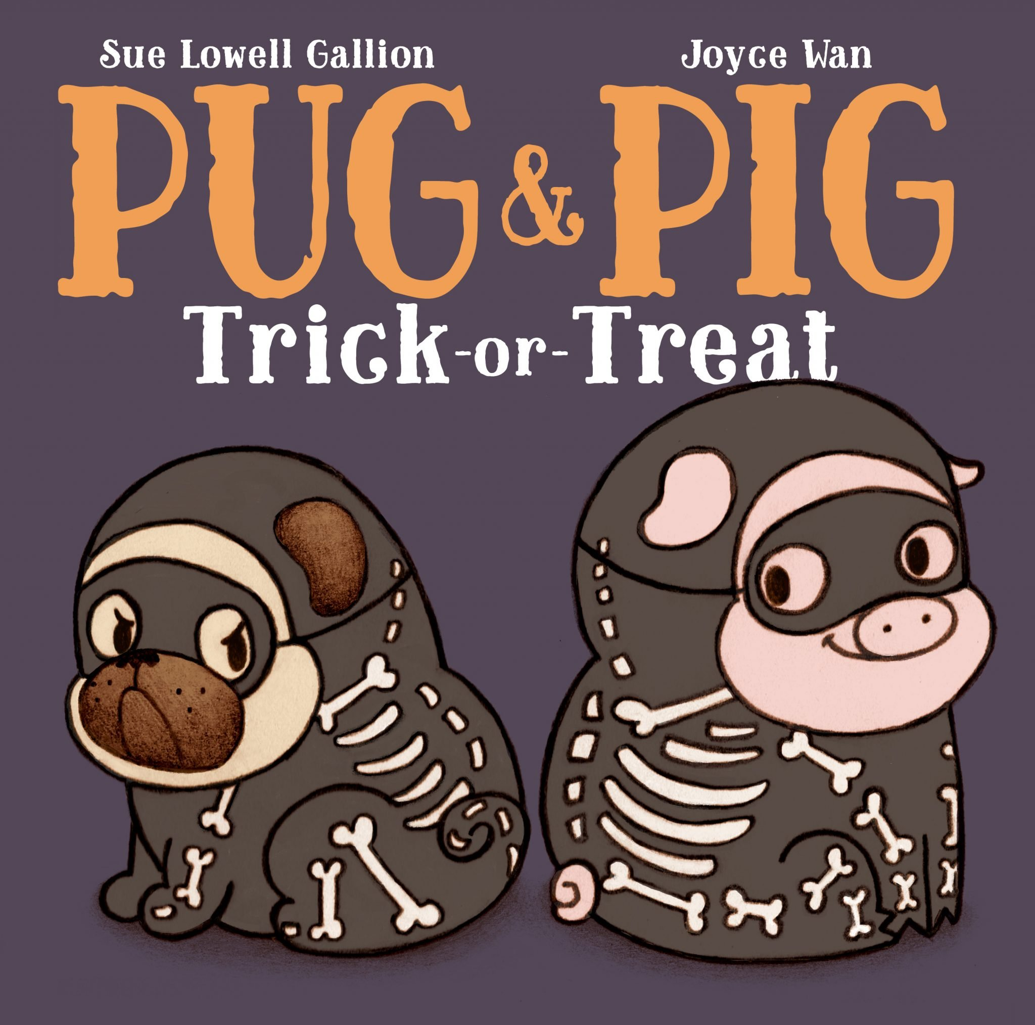 Pug & Pig Trick-or-Treat with Activity Guide and Benji & the 24 Pound Banana Squash Giveaway US 10/21
