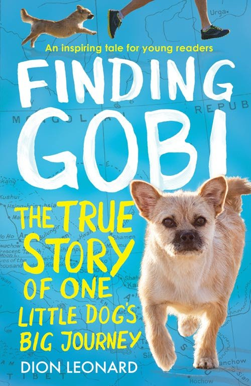 Two Children's Books about Gobi: A Little Dog in the Gobi Desert